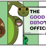 The Good Dino's Office: Giving Presentations