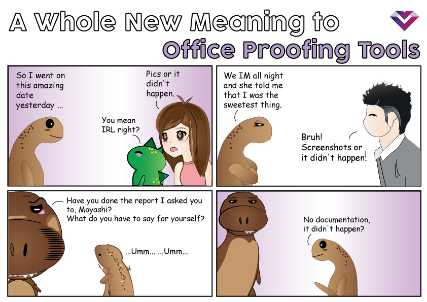 #OfficeProofing